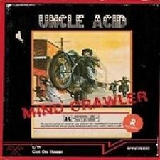 "UNCLE ACID & THE DEADBEATS - Mind Crawler  (Ltd.7"" - SOLID PURPLE) EP"