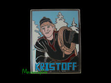 Frozen Friendly MOUNTAIN CLIMBER and Guide KRISTOFF Disney 2014 Pin