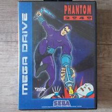 Sega Mega Drive ► Phantom 2040 ◄ komplett in OVP | TOP