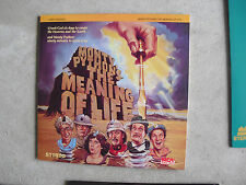 Vintage Monty Python's The Meaning of Life Movie Laserdisc