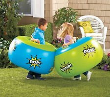 NEW Kids Inflatable Body Bumper Sumo Suit Toy Childrens Zorb Fun Ball Bodysuit!