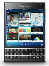 BlackBerry Passport - 32GB - Black (GSM Unlocked) T-Mobile AT&T Smartphone A