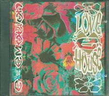 Love House (E-Motion) - Bomb The Bass/A Guy Called Gerald/Sybil K-Tel Cd Ex