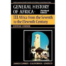 UNESCO General History of Africa Ser.: UNESCO General History of Africa :...
