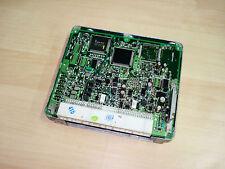 2001 TOYOTA CELICA ZZT230 1ZZ-FE 1.8 MT EUR LHD Motorsteuergerät ECU 89666-20050