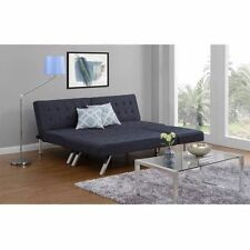 Futon Sofa Bed Couch Sleeper Convertible Furniture Dorm Lounger Living Room New