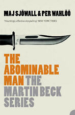 The Martin Beck series (7) - The Abominable Man, Wahlöö, Per Paperback Book