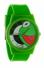 Flud Disney Muppets Kermit The Frog Pantone Green Watch New In Box