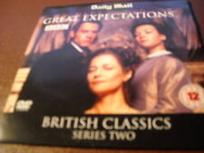 """DAILY MAIL PROMO BRITISH CLASSICS """"GREAT EXPECTATIONS"""""""