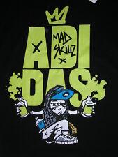 adidas Skater T-shirt schwarz Gr. L bisher nicht getragen