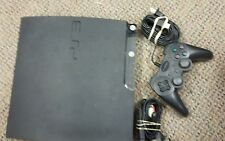 Sony Playstation 3 Console (CECH-2101b) comes with 6 games