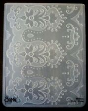 Sizzix Large Embossing Folder MOROCCO BY NIGHT fits Cuttlebug & Wizard