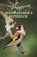 THE RHS BIRDWATCHER'S NOTEBOOK by RHS: WH2-R2D : PBS566 : NEW