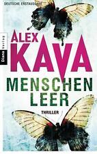 Meschenleer  Alex Kava  Thriller Taschenbuch ++Ungelesen++