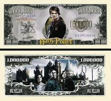 HARRY  POTTER . Million Dollar USA . Billet de commémoration / Collection