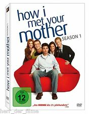 HOW I MET YOUR MOTHER, Season 1 (3 DVDs) NEU+OVP