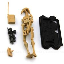 BATTLE DROID  Star Wars CLONE WARS 2008 ACTION FIGURE TV MOVIE TOYS GIFT SF22