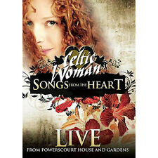 Celtic Woman - Songs From The Heart NEW DVD [2009]