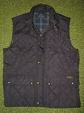 $225. Men's Black Quilted Vest (M) POLO-RALPH LAUREN