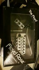 German Floyd Rose Original Left-Handed Tremolo SATIN CHROME  L3 Nut NEW IN BOX