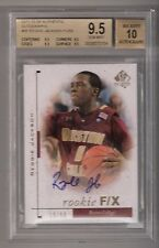 REGGIE JACKSON 11/12 SP Authentic FX Auto RC SN #13/50 BGS 9.5/10