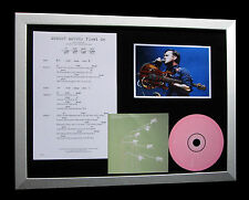 MODEST MOUSE Float On GALLERY QUALITY CD FRAMED DISPLAY+EXPRESS GLOBAL SHIP