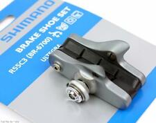 Shimano R55C3 Ultegra 6700 Cartridge Brake Shoe Set for Road Bike Alloy Rims