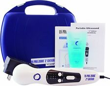 US Pro 2000 Professional Series Ultrasound Portable Therapy Unit (Free Shipping)
