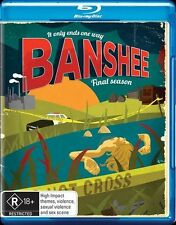 Banshee : Season 4 (Blu-ray, 2016, 3-Disc Set) (Region B) Aussie Release