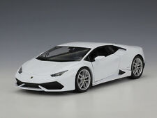 Welly 1;24 Lamborghini Huracan LP610-4 Diecast Metal Model Car White New