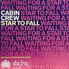 "CABIN CREW -  Star To Fall (12"") (EX/VG+) (1)"