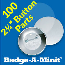 "Badge-A-Minit 100 - 2 1/4"" Pin-Back Button Sets #3011"