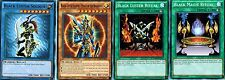 Black Luster Soldier + Envoy of the Beginning + Ritual + Magic Ritual 1st YUGIOh
