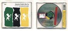 Cd JAMAICA UNITED Rise up NUOVO 5 Tracks Cds singolo 1998 Ziggy Marley Shaggy