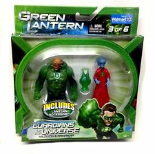"Dc Comics Green Lantern Kilowog Y Ranakar 3.75 ""cifras Set, Justice League"