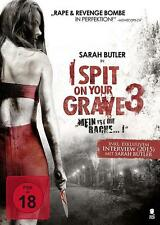 I Spit On Your Grave 3 (2016) - FSK 18 - NEU & OVP - DVD