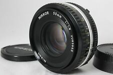 Nikon Ai-S NIKKOR 50mm f1.8 Pancake Manual Lens from Japan