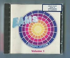 EAMS Vol 1 cd-sampler © 1993 FLASH & THE PAN after the fire KIM CARNES synth-pop