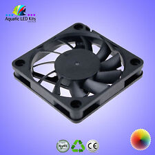 Ultra Thin Fan (60x60x10mm) 2 Pin 12 V dc Case Fan, LED cooling, Cpu (6x6x1cm)UK