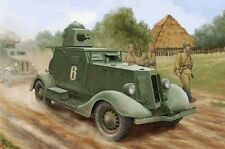 MODEL KIT HBB83882 - Hobbyboss 1:35 - Soviet BA-20 Armored Car Mod.1937