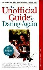 The Unofficial Guide to Dating Again, Tina B. Tessina, Good Condition, Book