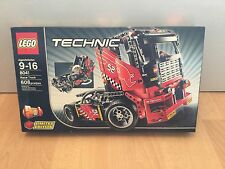 Lego 8041 Technic Race Truck-limited edition-new & sealed