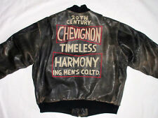 * Charles CHEVIGNON GIACCA DI PELLE * Timeless Harmony Air Corps * Radical * Taglia: XXL * Tip Top