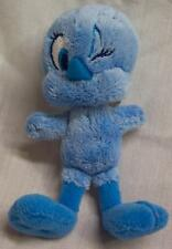 "WB Looney Tunes MINI SOFT BLUE TWEETY BIRD 4"" Plush STUFFED ANIMAL Toy"