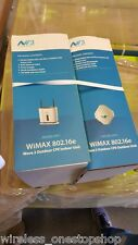 NEW Wimax  2.5 Ghz CPE OUTDOOR with 4data 2 voice + wifi NEW