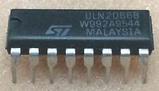 1 pc.  ULN2066B   ST    QUAD DARLINGTON SWITCHES  DIP16