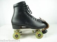Mens RIEDELL 220 Roller Skate Sure-Grip Kryptonics Wheel