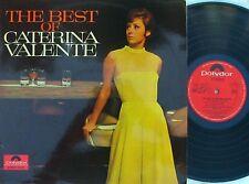 Caterina Valente ORIG OZ LP Best of EX Euro Vocal Pop Polydor 184047