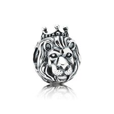 Authentic Pandora Charm Sterling Silver LION KING OF THE JUNGLE 791377