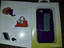 PUREGEAR UTILITARIAN SMARTPHONE SUPPORT SYSTEM CASE for iPHONE 5/5S/SE LOT 50PCS